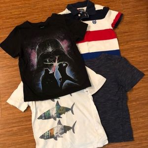 Other - Boys T-shirts (4-5 years old)
